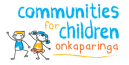Communities for Children Onkaparinga Logo